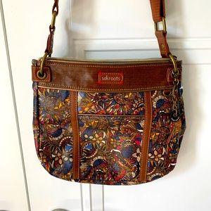 Sakroots crossbody purse